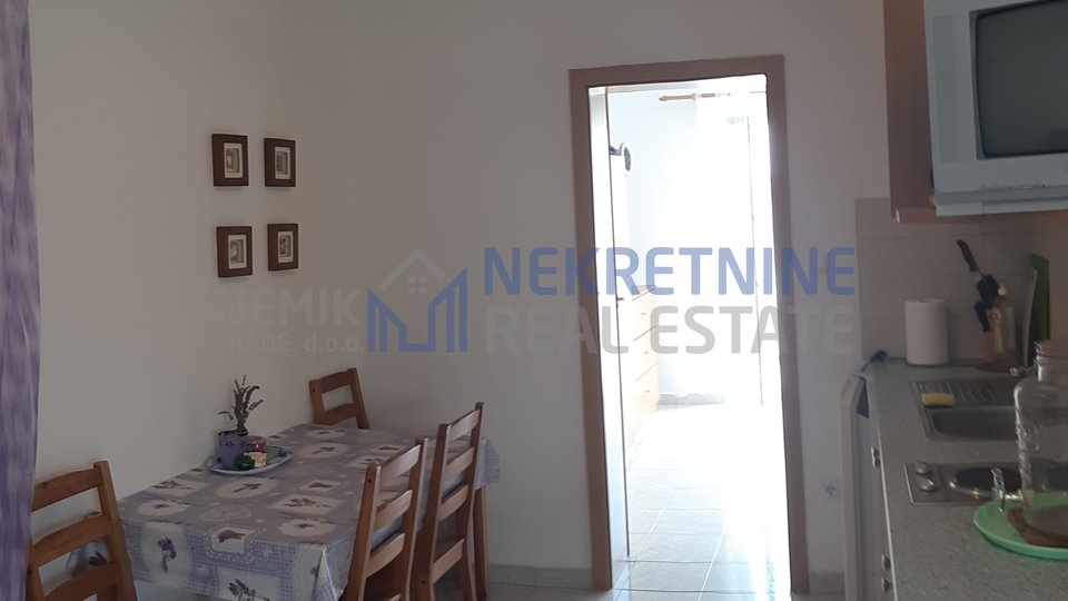 Vodice, house with four apartments and a big garden