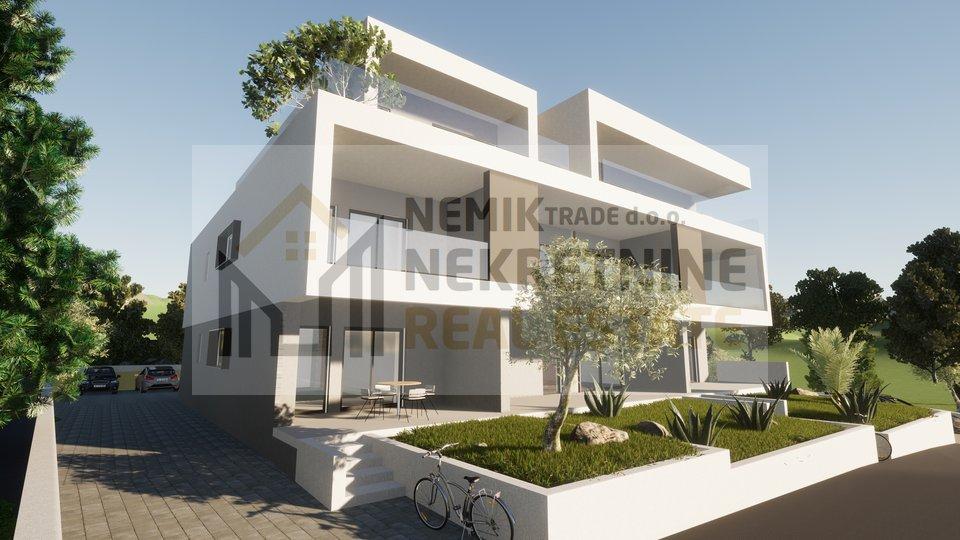 Wohnung, 90 m2, Verkauf, Vodice
