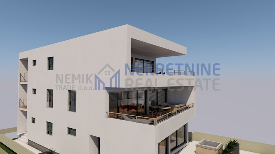 Apartment, 143 m2, For Sale, Vodice
