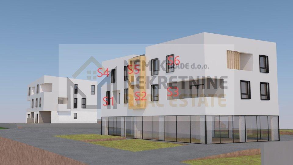 Wohnung, 50 m2, Verkauf, Vodice