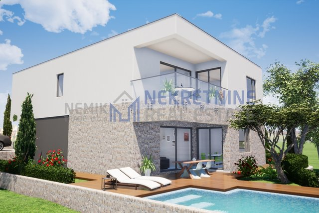 House, 242 m2, For Sale, Vodice