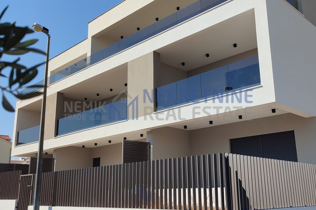 Vodice, the last apartment on the first floor of a new building
