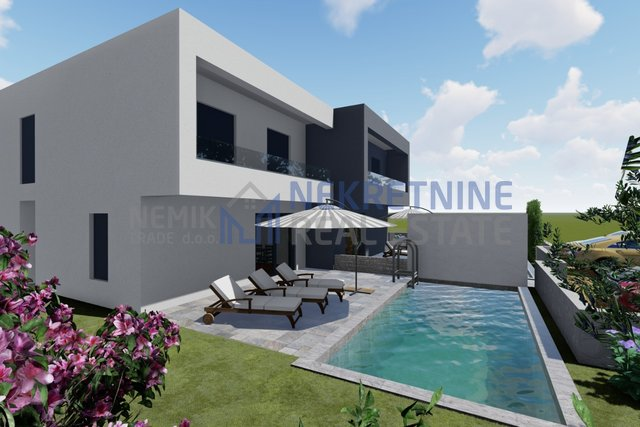 House, 125 m2, For Sale, Vodice