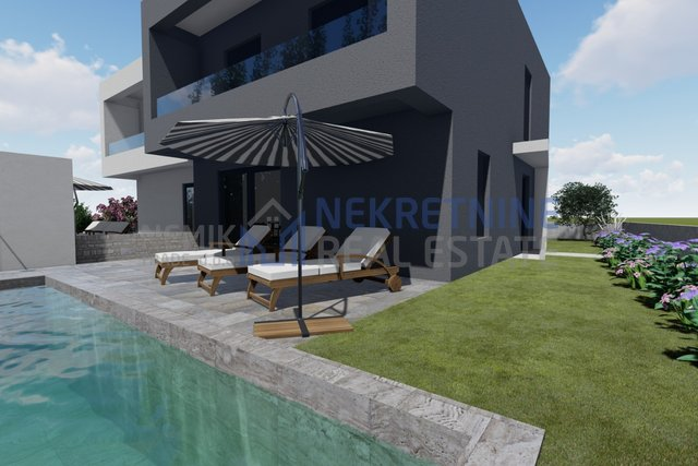 House, 134 m2, For Sale, Vodice